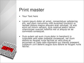 Media Tagcloud PowerPoint Templates - Slide 24