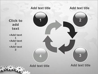 Concepto del trabajo Plantillas de Presentaciones PowerPoint - Diapositiva 14