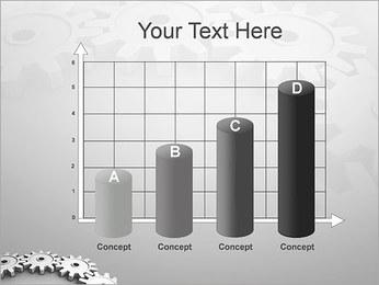 Concepto del trabajo Plantillas de Presentaciones PowerPoint - Diapositiva 21