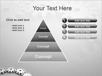 Concepto del trabajo Plantillas de Presentaciones PowerPoint - Diapositiva 22