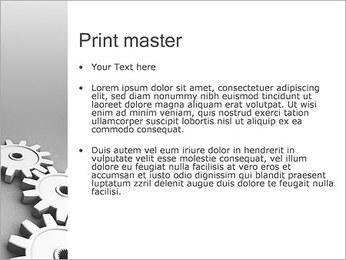 Concepto del trabajo Plantillas de Presentaciones PowerPoint - Diapositiva 24