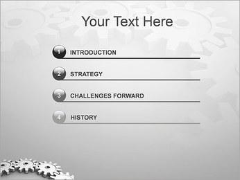 Concepto del trabajo Plantillas de Presentaciones PowerPoint - Diapositiva 3