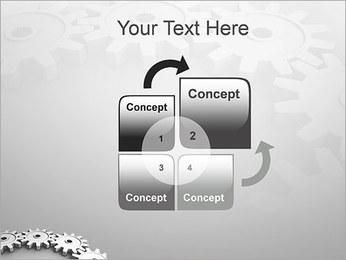 Concepto del trabajo Plantillas de Presentaciones PowerPoint - Diapositiva 5