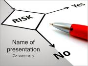 Risk Flowchart PowerPoint Templates