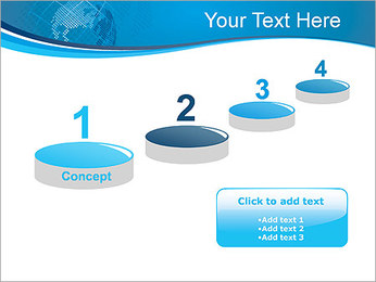 Planet Earth Model PowerPoint Template - Slide 7