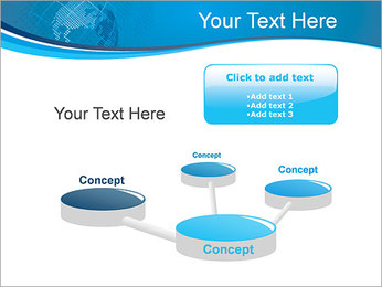 Planet Earth Model PowerPoint Template - Slide 9