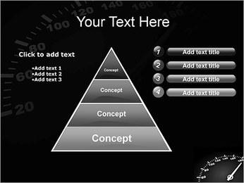 Compteur de vitesse Modèles des présentations  PowerPoint - Diapositives 22