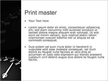 Compteur de vitesse Modèles des présentations  PowerPoint - Diapositives 24