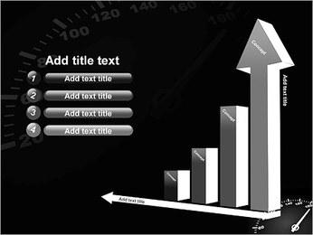 Compteur de vitesse Modèles des présentations  PowerPoint - Diapositives 6