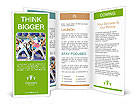 Aerobics Brochure Template