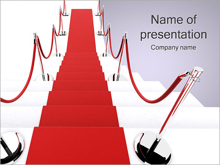 red carpet powerpoint template backgrounds google slides id