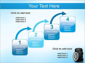 Roues de voiture Modèles des présentations  PowerPoint - Diapositives 20