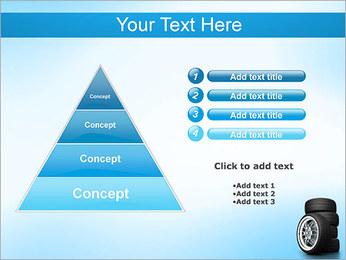 Roues de voiture Modèles des présentations  PowerPoint - Diapositives 22