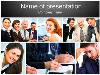 Imágenes Negocio Plantillas de Presentaciones PowerPoint