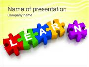 Word Learn PowerPoint Templates