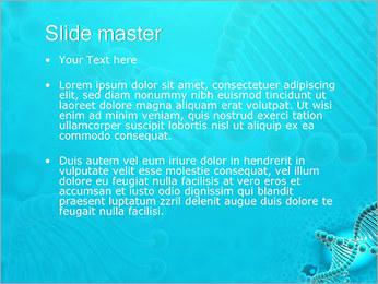 Dna génétique Modèles des présentations  PowerPoint - Diapositives 2