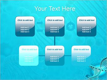 Dna génétique Modèles des présentations  PowerPoint - Diapositives 23