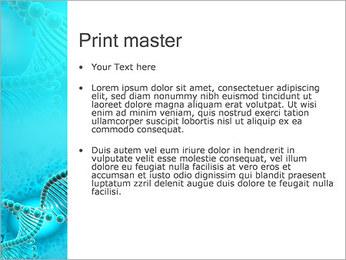 Dna génétique Modèles des présentations  PowerPoint - Diapositives 24