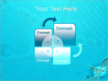 Dna génétique Modèles des présentations  PowerPoint - Diapositives 5