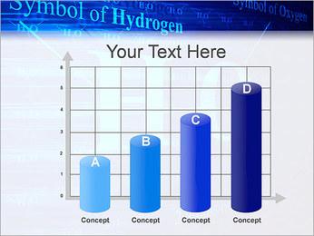 Symbole de l'hydrogène Modèles des présentations  PowerPoint - Diapositives 21