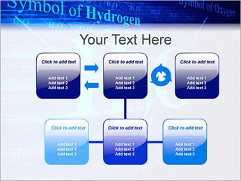 Symbole de l'hydrogène Modèles des présentations  PowerPoint - Diapositives 23