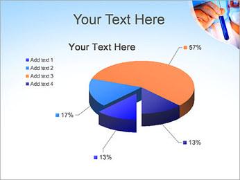 Adjoint avec le tube à essai Modèles des présentations  PowerPoint - Diapositives 19