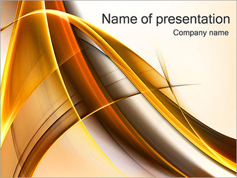 Abstract Texture PowerPoint Template