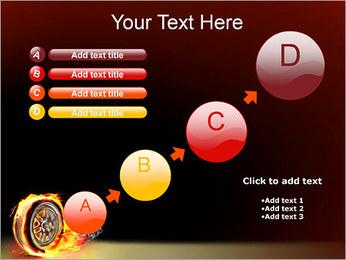 Roue de Feu Modèles des présentations  PowerPoint - Diapositives 15