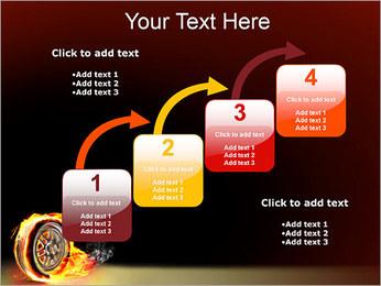 Roue de Feu Modèles des présentations  PowerPoint - Diapositives 20