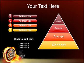 Roue de Feu Modèles des présentations  PowerPoint - Diapositives 22
