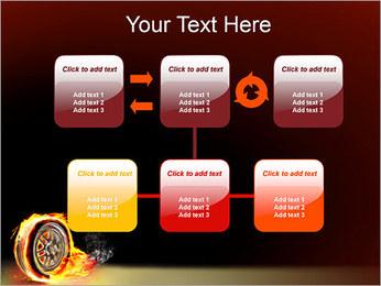 Roue de Feu Modèles des présentations  PowerPoint - Diapositives 23