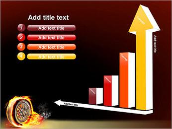 Roue de Feu Modèles des présentations  PowerPoint - Diapositives 6