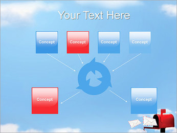 Mailbox PowerPoint Template - Slide 10