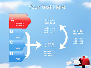 Mailbox PowerPoint Template - Slide 16