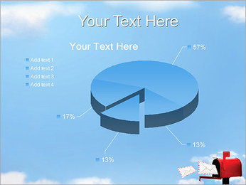 Mailbox PowerPoint Template - Slide 19