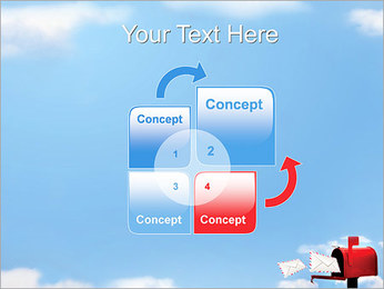 Mailbox PowerPoint Template - Slide 5