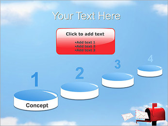 Mailbox PowerPoint Template - Slide 7