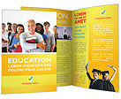 Happy Students Brochure Templates