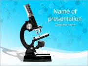 Microscope PowerPoint Templates