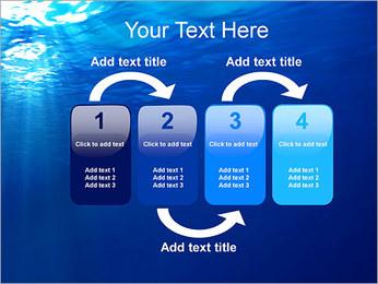 Sous-marin Modèles des présentations  PowerPoint - Diapositives 11