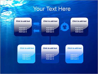 Sous-marin Modèles des présentations  PowerPoint - Diapositives 23
