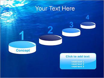Sous-marin Modèles des présentations  PowerPoint - Diapositives 7