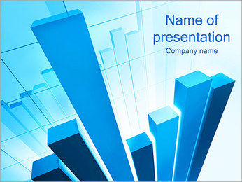 Finance Charts PowerPoint Template