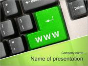 Ключ к Web Шаблоны презентаций PowerPoint