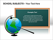School Board PPT Diagrams & Charts