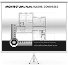 Architecture Concept PPT Diagrams & Chart