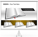 Books PPT Diagrams & Chart