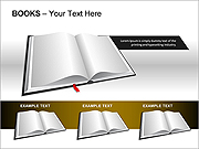 Books PPT Diagrams & Charts
