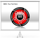 SEO PPT Diagrams & Chart
