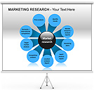 Marketing Research PPT Diagrams & Chart